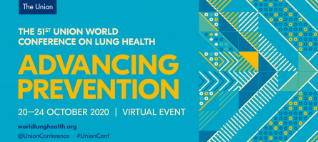 Poster for the Union World Conference on Lung Health